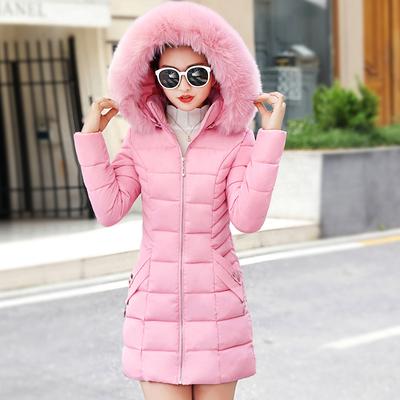 FURGAZI Down Cotton Faux Fur Parka